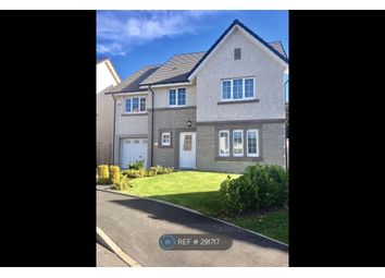 Thumbnail 5 bed detached house to rent in Balgownie View, Aberdeen City