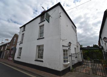 Thumbnail 4 bed town house for sale in St. John Street, Monmouth