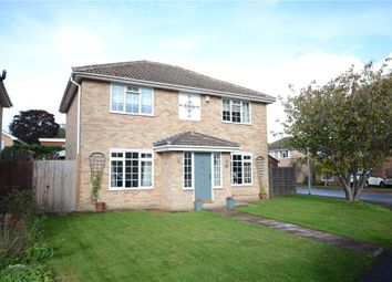 Thumbnail 4 bed detached house for sale in Duncan Drive, Wokingham, Berkshire