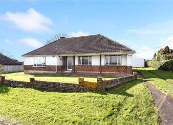 Thumbnail 3 bed detached bungalow for sale in Gaunts Common, Wimborne