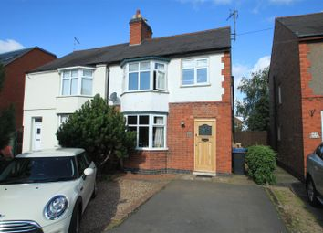 Thumbnail Semi-detached house for sale in Ashby Road, Stapleton, Leicester