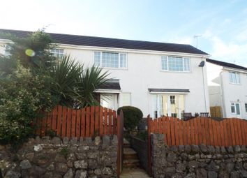 Thumbnail 3 bedroom semi-detached house for sale in 2 Western Close, Mumbles, Swansea