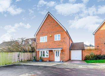4 bed detached house for sale in Flora Way, Hoo, Rochester, Kent ME3