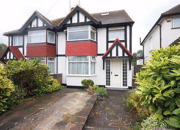 Thumbnail 4 bedroom semi-detached house for sale in Roundways, Ruislip