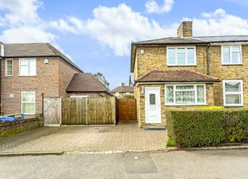 Thumbnail 2 bed end terrace house for sale in Peterborough Road, Carshalton