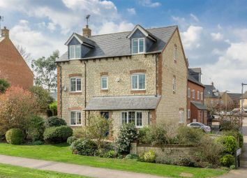 Thumbnail 5 bedroom property for sale in The Old Woodyard, Silverstone, Towcester