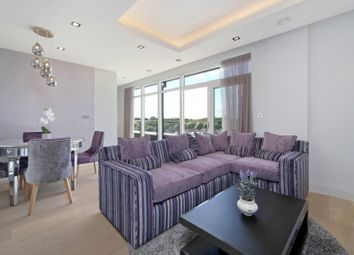 Thumbnail 1 bed flat to rent in Palladian Gardens, London