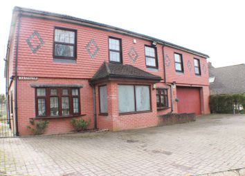 Thumbnail 7 bed detached house for sale in Walpole Lane, Swanwick, Southampton