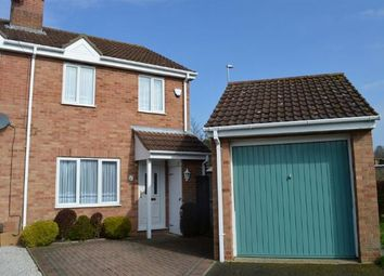 Thumbnail 3 bedroom semi-detached house for sale in Shelford Close, The Glades, Northampton