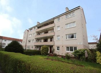Thumbnail 3 bed flat for sale in Cherrybank Road, Glasgow, Lanarkshire
