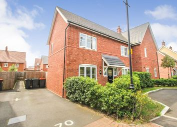 3 bed semi-detached house for sale in Hilton Close, Kempston MK42