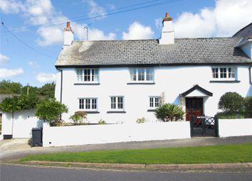 Thumbnail 4 bed semi-detached house for sale in Fremington, Barnstaple