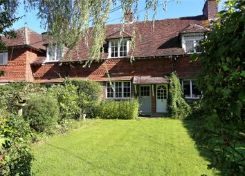 Thumbnail 2 bed terraced house for sale in Wardley Green Cottages, Wardley Green, Milland, Liphook
