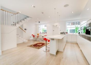 Thumbnail 4 bed semi-detached house for sale in Palace Gardens Terrace, Kensington, London