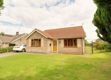 Thumbnail 3 bed detached bungalow for sale in Cherry Lane, Wootton, Ulceby