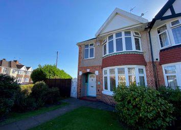 3 bed semi-detached house to rent in Mary Herbert Street, Cheylesmore CV3