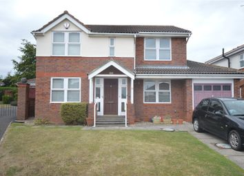 Thumbnail 4 bed detached house for sale in Queensbury Avenue, Outwood, Wakefield, West Yorkshire
