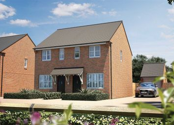 Thumbnail 2 bed terraced house for sale in The Josselyns, Trimley St. Mary, Suffolk