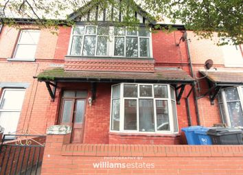 Thumbnail 4 bed terraced house for sale in Palace Avenue, Rhyl