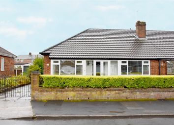 Thumbnail 2 bed bungalow for sale in School Road, Failsworth, Manchester