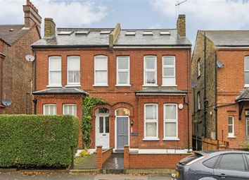 Thumbnail 1 bed flat to rent in Kingsmead Road, London