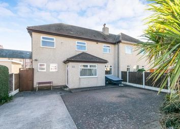 Thumbnail 3 bed semi-detached house for sale in Trinity Avenue, Llandudno, Conwy