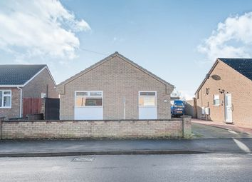 Thumbnail 2 bed detached bungalow for sale in Priors Road, Whittlesey, Peterborough