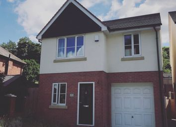 Thumbnail 4 bedroom detached house to rent in Crown, Halesowen Road, Cradley Heath