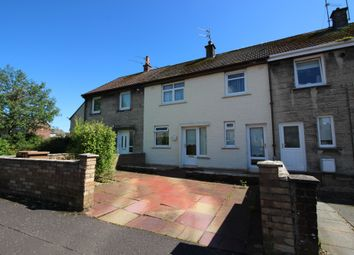Thumbnail 3 bed terraced house for sale in Mary Morrison Drive, Mauchline, Ayrshire