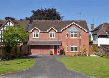 Thumbnail 5 bed detached house for sale in White Hill, Kinver, Stourbridge, Staffordshire