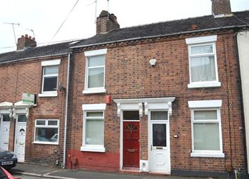 Thumbnail Terraced house to rent in Allen Street, Hartshill, Stoke-On-Trent