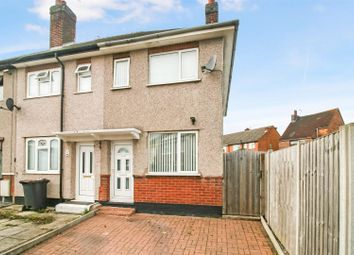 Thumbnail 3 bed end terrace house for sale in Croft Road, Nuneaton