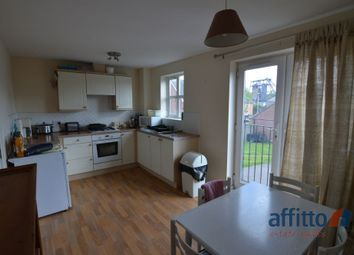 Thumbnail 3 bed town house to rent in All Saints Close, Coalville