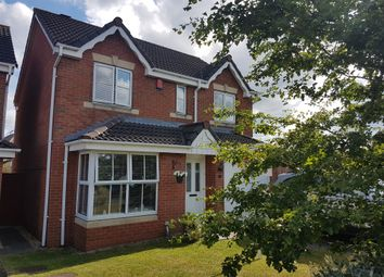 Thumbnail 4 bed detached house for sale in Wyton Avenue, Oldbury