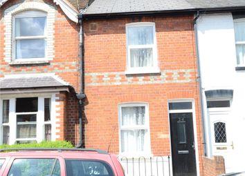 Thumbnail 2 bedroom terraced house for sale in Edgehill Street, Reading, Berkshire