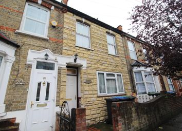 Thumbnail 3 bed terraced house for sale in Alpha Road, Edmonton
