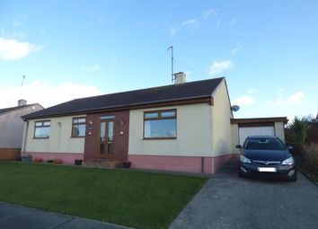 Thumbnail 3 bed bungalow for sale in Gorwelion, Valley, Holyhead, Sir Ynys Mon