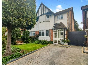 3 bed semi-detached house for sale in Green Road, Birmingham B28