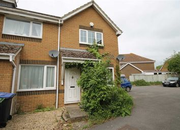 Thumbnail 2 bed end terrace house for sale in Sycamore Close, Lyneham, Wiltshire