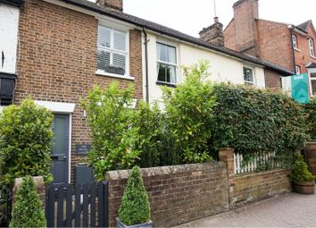 Thumbnail 3 bed terraced house for sale in Southdown Road, Harpenden