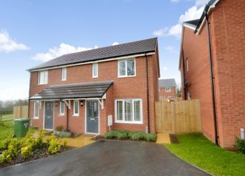 Thumbnail 3 bedroom semi-detached house for sale in Ashcroft Road, Hill Barton Vale, Whipton, Exeter