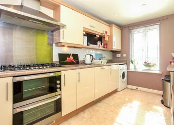 Thumbnail 3 bedroom terraced house for sale in Spring Avenue, Hampton Vale, Peterborough
