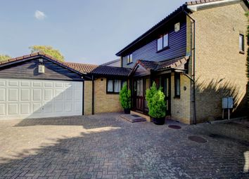 Thumbnail 4 bed detached house for sale in Wedgwood Avenue, Blakelands, Milton Keynes