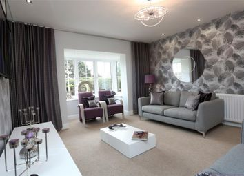 "Thumbnail 4 bed detached house for sale in ""Esk"" at Blackburn"