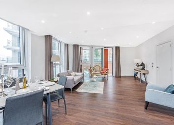 Thumbnail 2 bedroom flat to rent in Haydn Tower, Nine Elms Point, 50 Wandsworth Road, Nine Elms, London