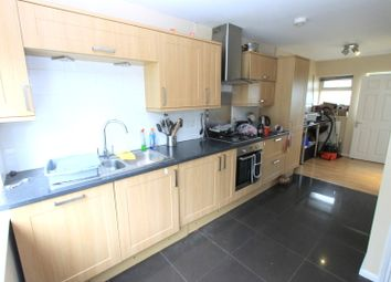 Thumbnail 4 bed end terrace house to rent in Queensway, Brighton