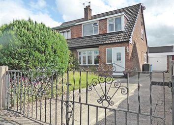 Thumbnail 3 bed semi-detached house for sale in Lingwood Road, Great Sankey, Warrington
