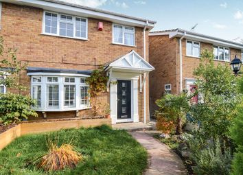 Thumbnail 3 bedroom semi-detached house to rent in Fintry Walk, Farnborough