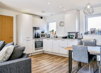 Thumbnail 2 bed flat for sale in Albert Road North, Chapel, Southampton