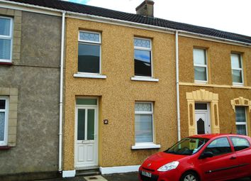 Thumbnail 2 bed terraced house for sale in Craddock Street, Llanelli, Carmarthenshire